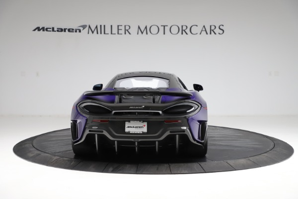 Used 2019 McLaren 600LT for sale $234,900 at Bentley Greenwich in Greenwich CT 06830 5