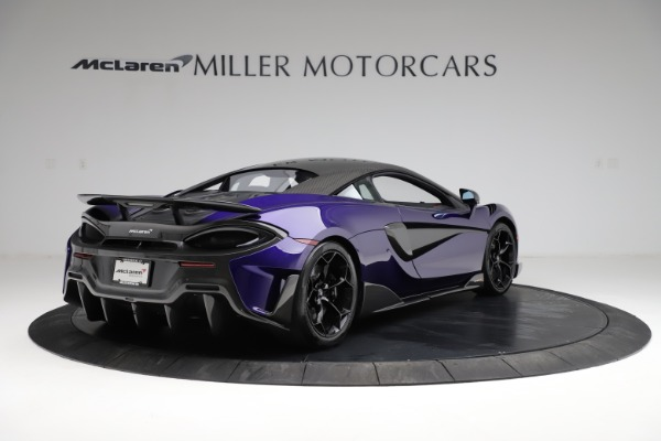 Used 2019 McLaren 600LT for sale $234,900 at Bentley Greenwich in Greenwich CT 06830 6