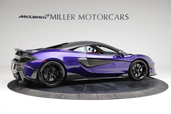 Used 2019 McLaren 600LT for sale $234,900 at Bentley Greenwich in Greenwich CT 06830 7