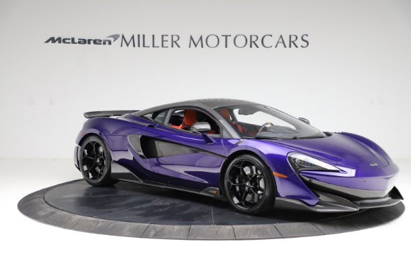 Used 2019 McLaren 600LT for sale $234,900 at Bentley Greenwich in Greenwich CT 06830 9