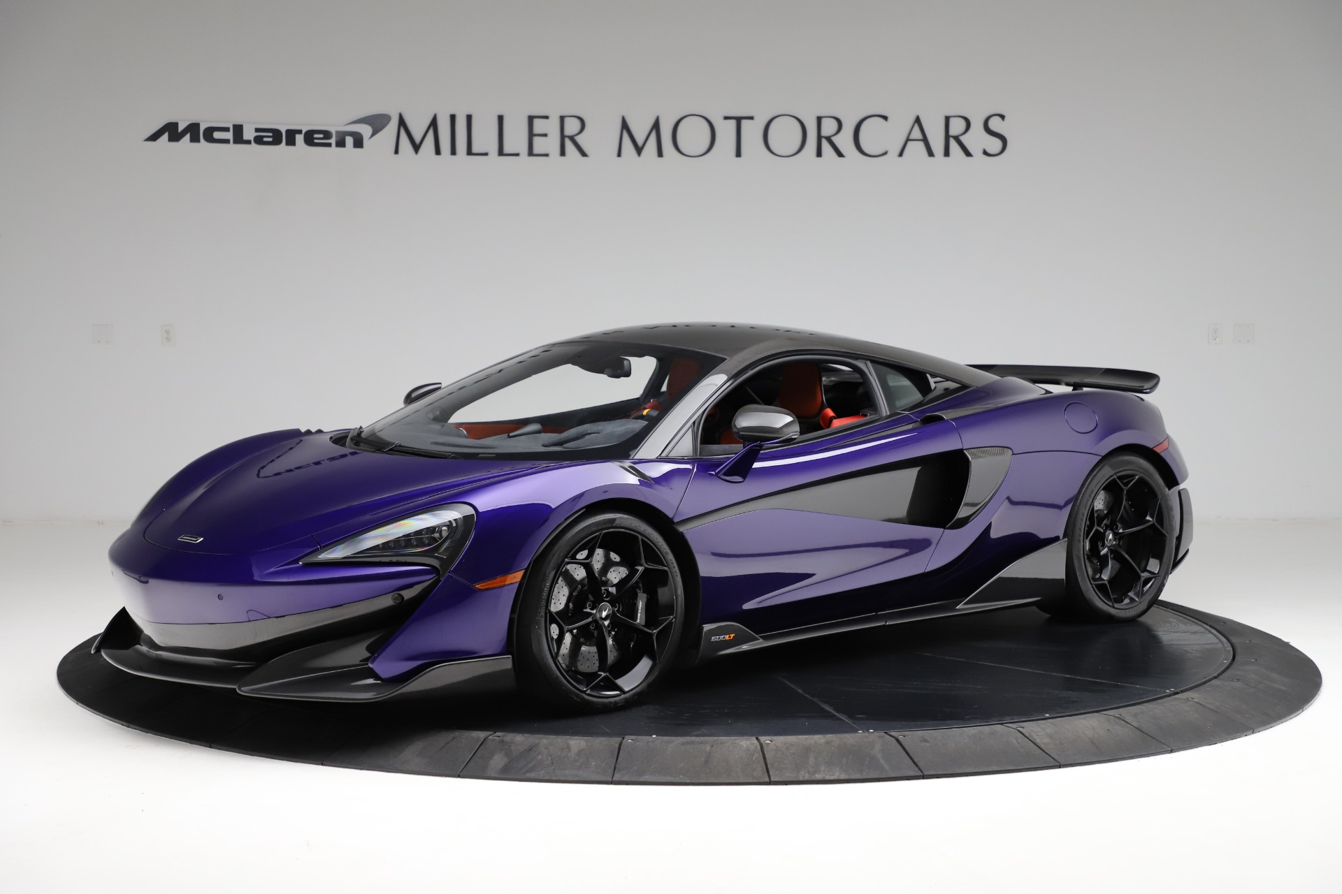 Used 2019 McLaren 600LT for sale $234,900 at Bentley Greenwich in Greenwich CT 06830 1