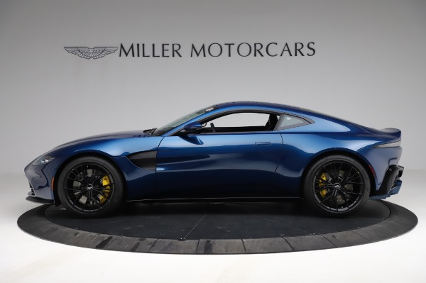 New 2021 Aston Martin Vantage Coupe for sale $179,386 at Bentley Greenwich in Greenwich CT 06830 2