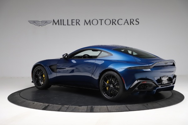 New 2021 Aston Martin Vantage Coupe for sale $179,386 at Bentley Greenwich in Greenwich CT 06830 3