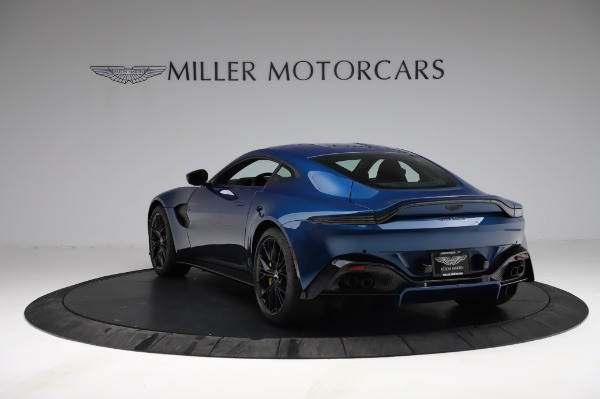 New 2021 Aston Martin Vantage Coupe for sale $179,386 at Bentley Greenwich in Greenwich CT 06830 4