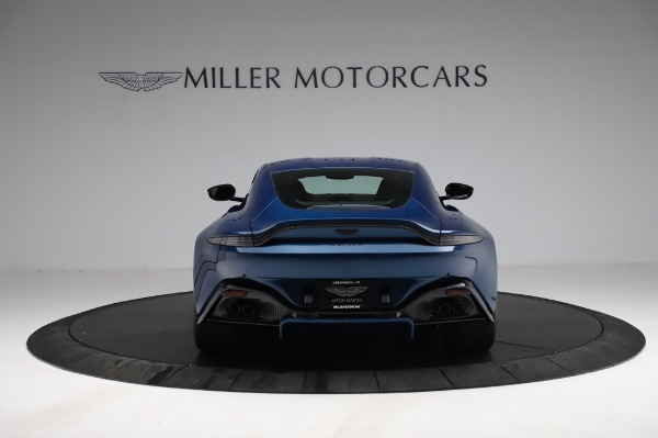 New 2021 Aston Martin Vantage Coupe for sale $179,386 at Bentley Greenwich in Greenwich CT 06830 5