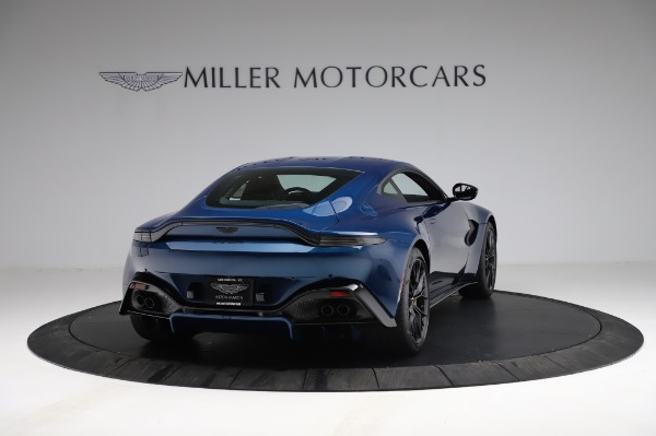 New 2021 Aston Martin Vantage Coupe for sale $179,386 at Bentley Greenwich in Greenwich CT 06830 6