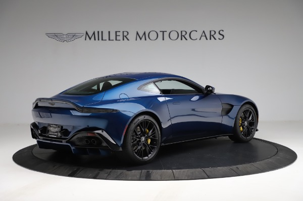 New 2021 Aston Martin Vantage Coupe for sale $179,386 at Bentley Greenwich in Greenwich CT 06830 7