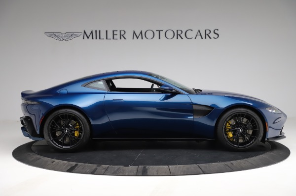 New 2021 Aston Martin Vantage Coupe for sale $179,386 at Bentley Greenwich in Greenwich CT 06830 8
