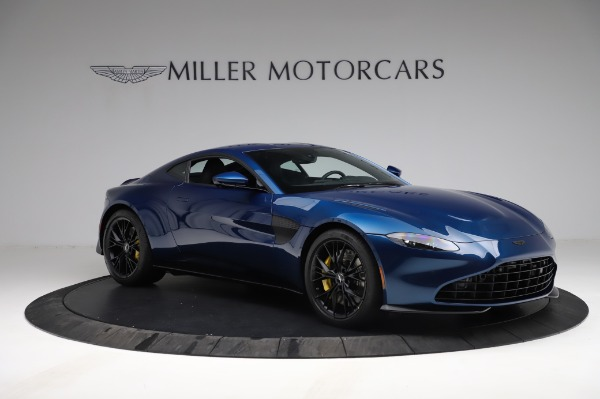New 2021 Aston Martin Vantage Coupe for sale $179,386 at Bentley Greenwich in Greenwich CT 06830 9