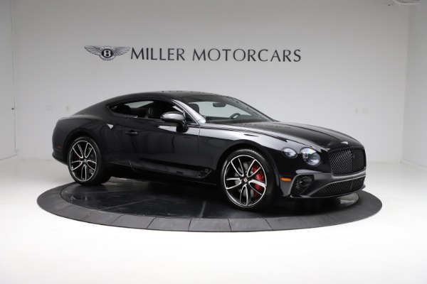New 2020 Bentley Continental GT W12 for sale $290,305 at Bentley Greenwich in Greenwich CT 06830 10