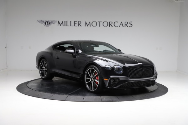 New 2020 Bentley Continental GT W12 for sale $290,305 at Bentley Greenwich in Greenwich CT 06830 11