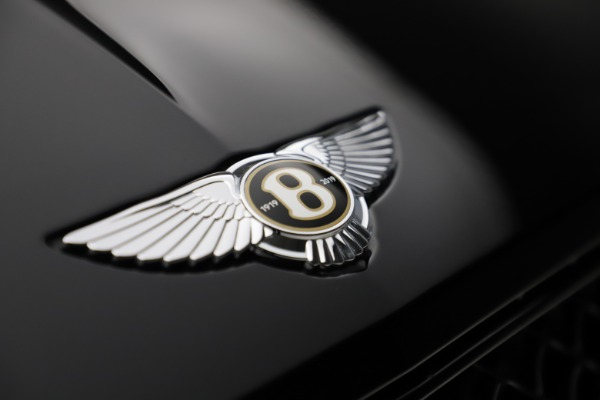 New 2020 Bentley Continental GT W12 for sale $290,305 at Bentley Greenwich in Greenwich CT 06830 14