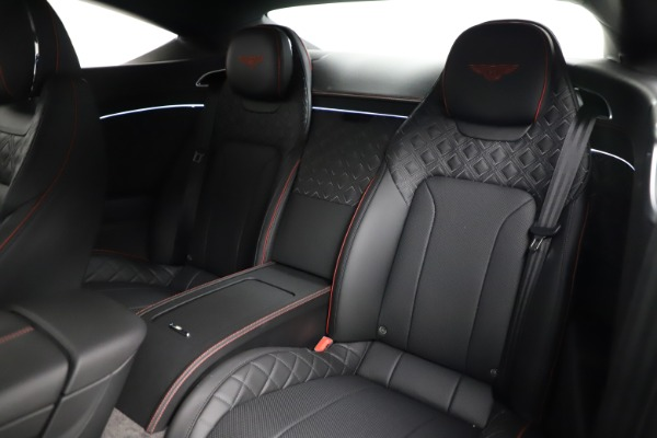 New 2020 Bentley Continental GT W12 for sale $290,305 at Bentley Greenwich in Greenwich CT 06830 21