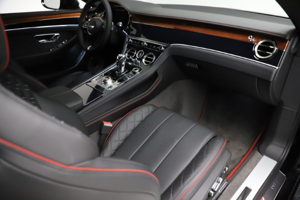 New 2020 Bentley Continental GT W12 for sale $290,305 at Bentley Greenwich in Greenwich CT 06830 23