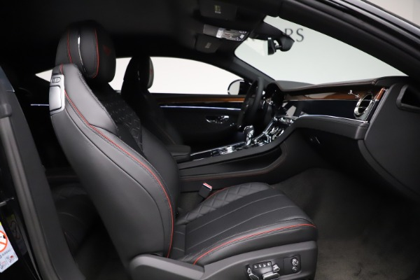 New 2020 Bentley Continental GT W12 for sale $290,305 at Bentley Greenwich in Greenwich CT 06830 24