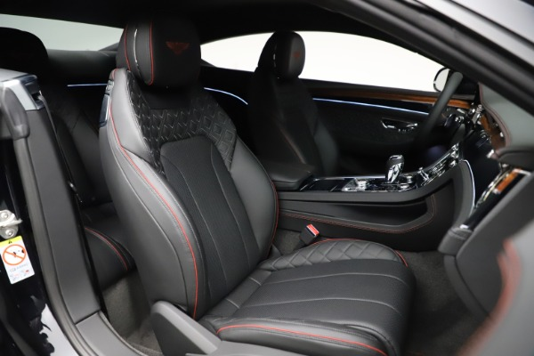 New 2020 Bentley Continental GT W12 for sale $290,305 at Bentley Greenwich in Greenwich CT 06830 25