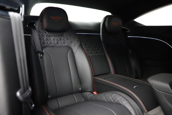 New 2020 Bentley Continental GT W12 for sale $290,305 at Bentley Greenwich in Greenwich CT 06830 26