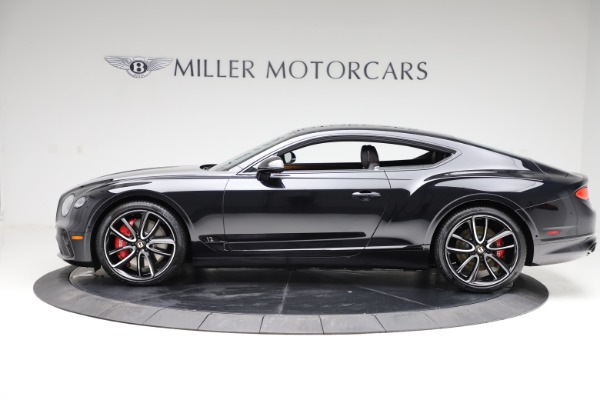 New 2020 Bentley Continental GT W12 for sale $290,305 at Bentley Greenwich in Greenwich CT 06830 3