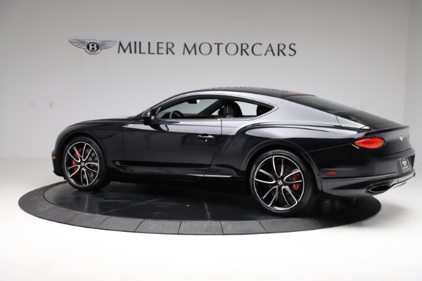 New 2020 Bentley Continental GT W12 for sale $290,305 at Bentley Greenwich in Greenwich CT 06830 4