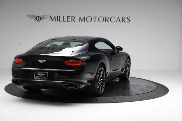 New 2020 Bentley Continental GT W12 for sale $290,305 at Bentley Greenwich in Greenwich CT 06830 7