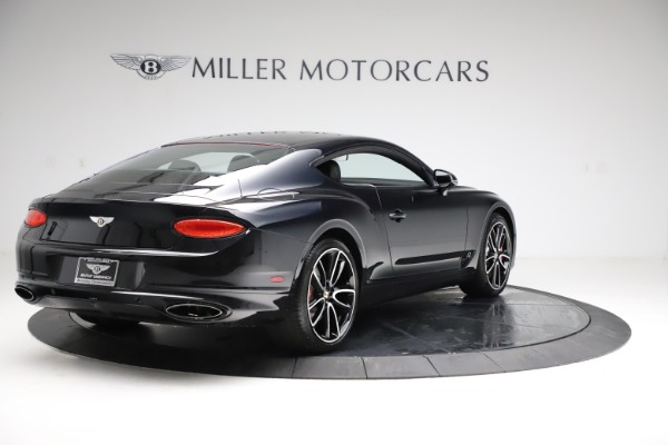 New 2020 Bentley Continental GT W12 for sale $290,305 at Bentley Greenwich in Greenwich CT 06830 8