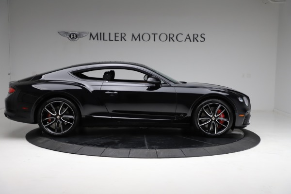 New 2020 Bentley Continental GT W12 for sale $290,305 at Bentley Greenwich in Greenwich CT 06830 9