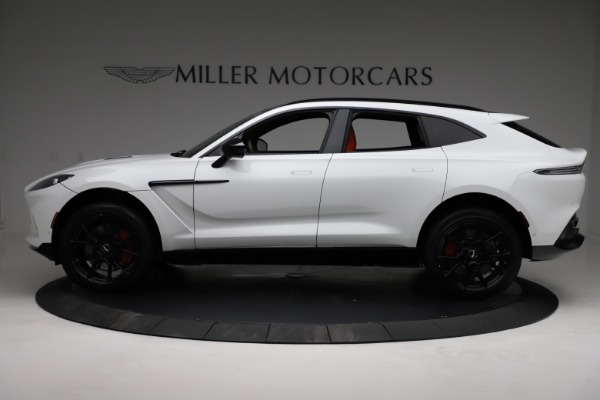 New 2021 Aston Martin DBX for sale $210,386 at Bentley Greenwich in Greenwich CT 06830 2