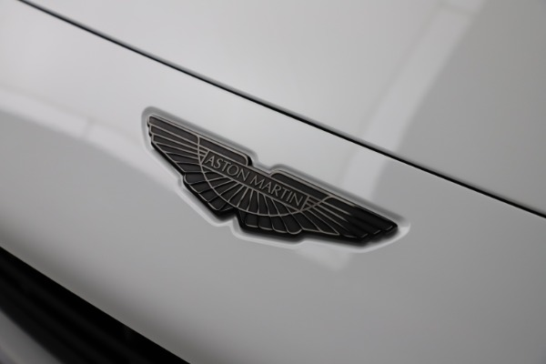 New 2021 Aston Martin DBX for sale $210,386 at Bentley Greenwich in Greenwich CT 06830 25