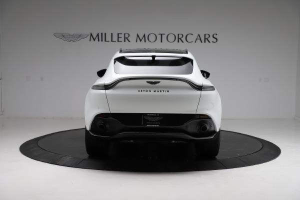 New 2021 Aston Martin DBX for sale $210,386 at Bentley Greenwich in Greenwich CT 06830 5