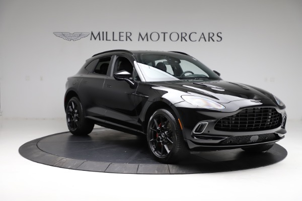 New 2021 Aston Martin DBX for sale $206,286 at Bentley Greenwich in Greenwich CT 06830 10