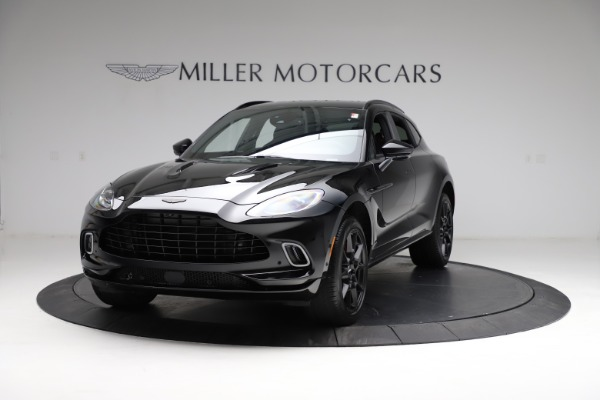 New 2021 Aston Martin DBX for sale $206,286 at Bentley Greenwich in Greenwich CT 06830 12