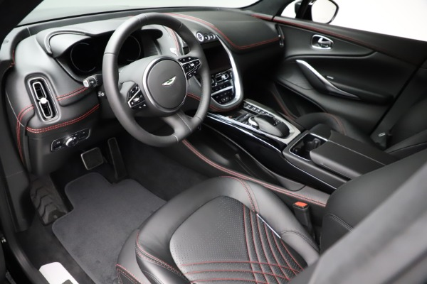 New 2021 Aston Martin DBX for sale $206,286 at Bentley Greenwich in Greenwich CT 06830 13