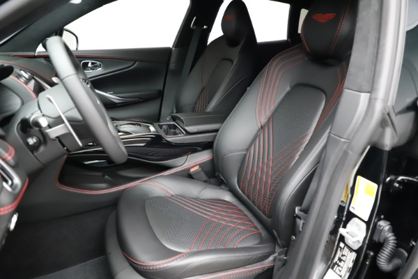 New 2021 Aston Martin DBX for sale $206,286 at Bentley Greenwich in Greenwich CT 06830 15