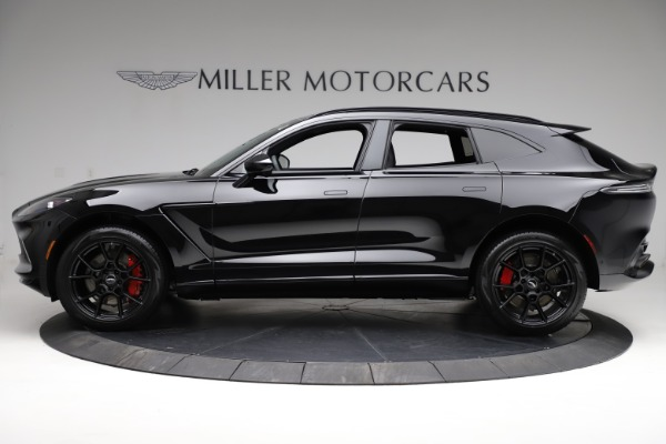 New 2021 Aston Martin DBX for sale $206,286 at Bentley Greenwich in Greenwich CT 06830 2