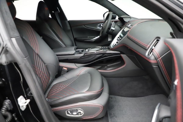 New 2021 Aston Martin DBX for sale $206,286 at Bentley Greenwich in Greenwich CT 06830 20