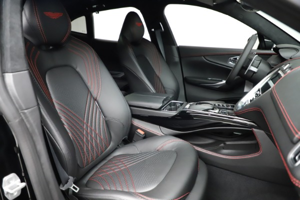 New 2021 Aston Martin DBX for sale $206,286 at Bentley Greenwich in Greenwich CT 06830 21