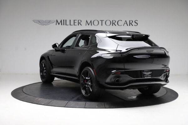 New 2021 Aston Martin DBX for sale $206,286 at Bentley Greenwich in Greenwich CT 06830 4