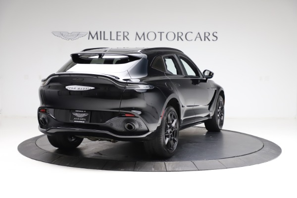 New 2021 Aston Martin DBX for sale $206,286 at Bentley Greenwich in Greenwich CT 06830 6