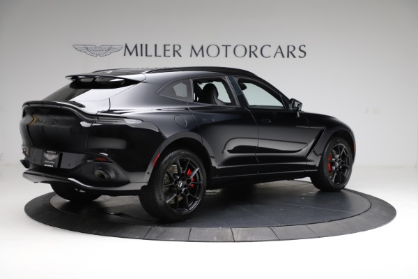 New 2021 Aston Martin DBX for sale $206,286 at Bentley Greenwich in Greenwich CT 06830 7