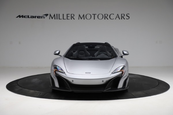 Used 2016 McLaren 675LT Spider for sale $275,900 at Bentley Greenwich in Greenwich CT 06830 11