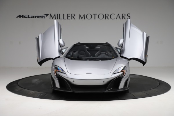 Used 2016 McLaren 675LT Spider for sale $275,900 at Bentley Greenwich in Greenwich CT 06830 12