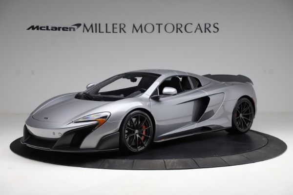 Used 2016 McLaren 675LT Spider for sale $275,900 at Bentley Greenwich in Greenwich CT 06830 14