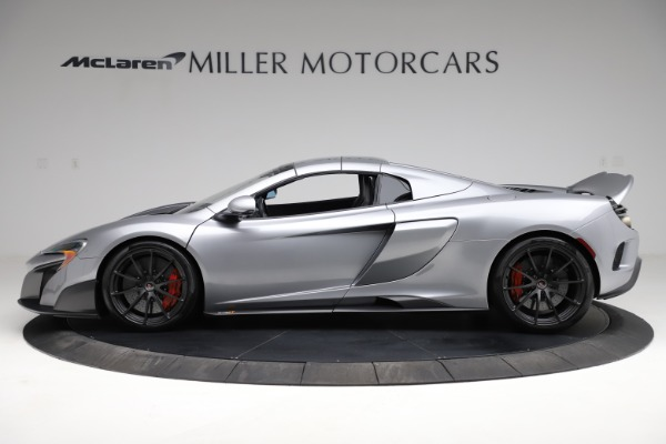 Used 2016 McLaren 675LT Spider for sale $275,900 at Bentley Greenwich in Greenwich CT 06830 15
