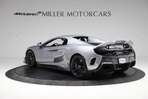 Used 2016 McLaren 675LT Spider for sale $275,900 at Bentley Greenwich in Greenwich CT 06830 16