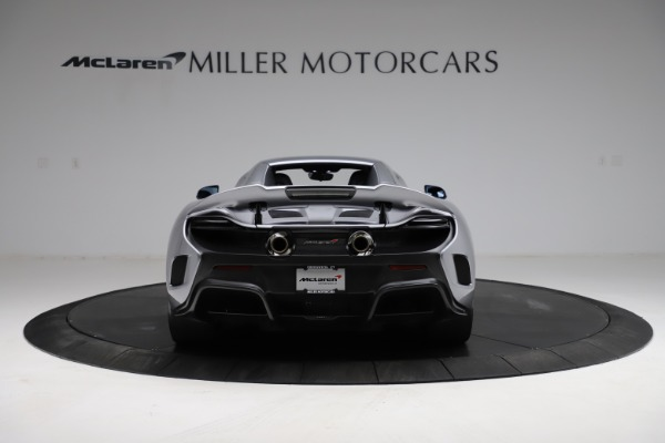 Used 2016 McLaren 675LT Spider for sale $275,900 at Bentley Greenwich in Greenwich CT 06830 17