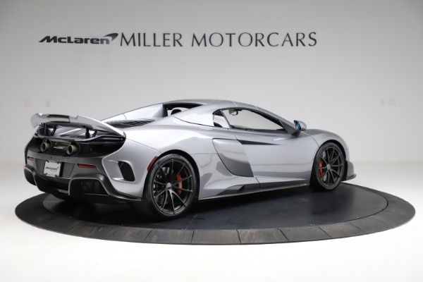 Used 2016 McLaren 675LT Spider for sale $275,900 at Bentley Greenwich in Greenwich CT 06830 18