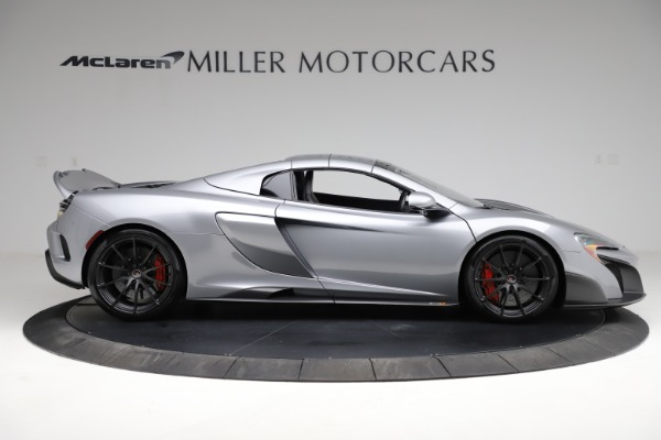 Used 2016 McLaren 675LT Spider for sale $275,900 at Bentley Greenwich in Greenwich CT 06830 19