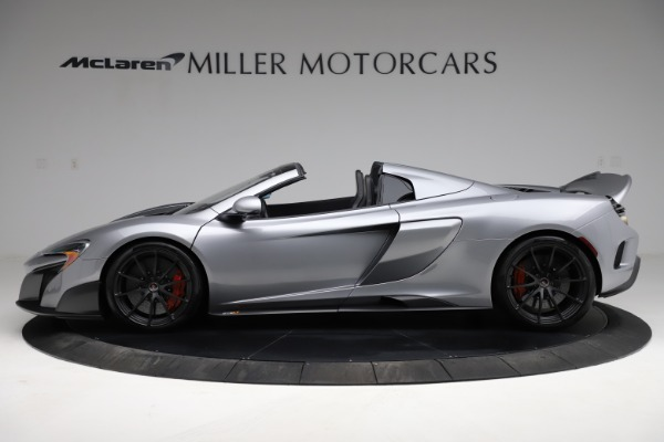 Used 2016 McLaren 675LT Spider for sale $275,900 at Bentley Greenwich in Greenwich CT 06830 2