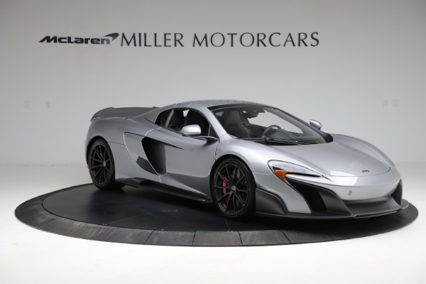 Used 2016 McLaren 675LT Spider for sale $275,900 at Bentley Greenwich in Greenwich CT 06830 20