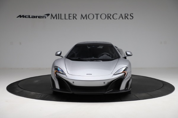 Used 2016 McLaren 675LT Spider for sale $275,900 at Bentley Greenwich in Greenwich CT 06830 21